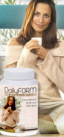 daily form zayıflama çayı