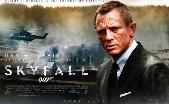 Skyfall Filmi Türkçe Dublaj Yorumları