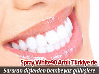 Spray White Diş Beyazlatıcı Almayın