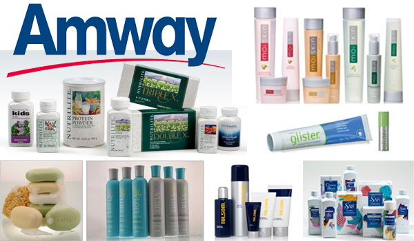 Amway ürünleri yorumları ve şikayetleri