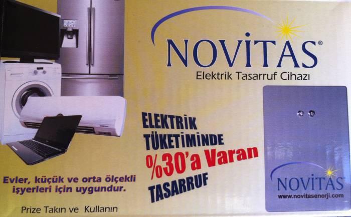 Novitas elektrik tasarruf cihazı yorumları, şikayetleri