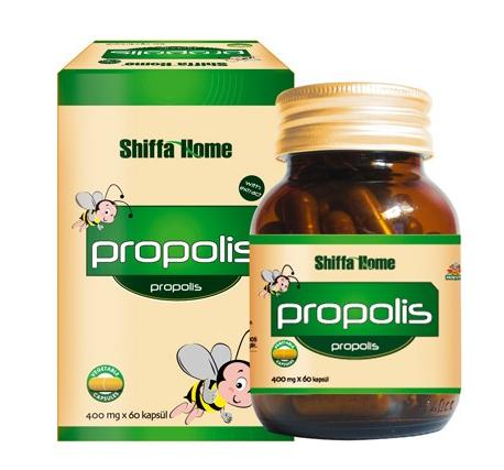 Shiffa Home Propolis Kapsül Yorumları
