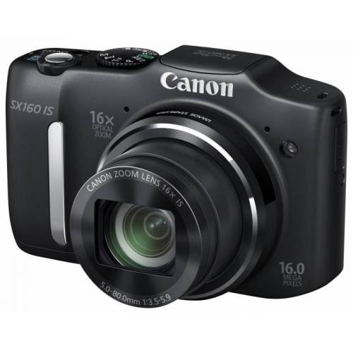 Canon PowerShot SX160 IS Yorumları
