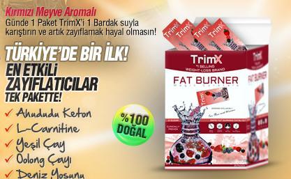 Trimx Fat Burner Tozu Yorumları ve şikayetleri