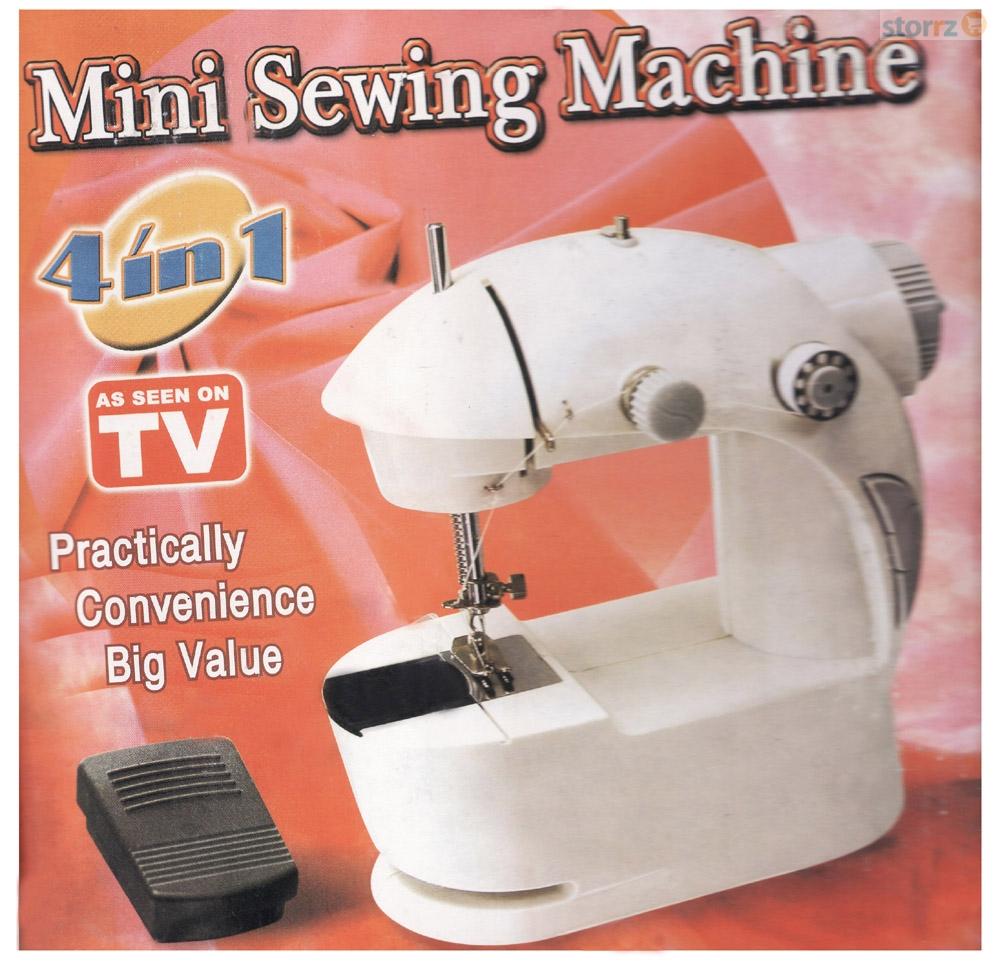Mini Sewing Machine Şikayetleri