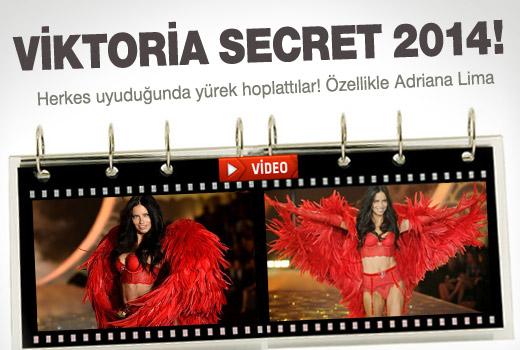Victoria Secret 2014 Defilesi Full izle