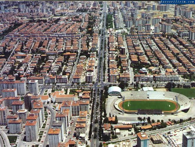 Sanayi, Turizm ve Eğitim Şehri Kayseri
