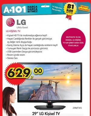 A101 LG Kişisel Tv Kullanıcı Yorumları
