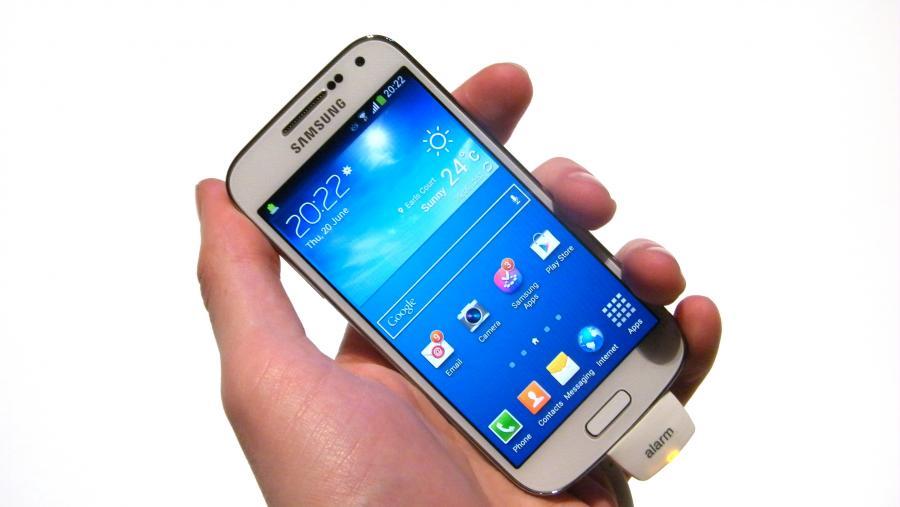 Galaxy S4 Mini Servis Şikayeti