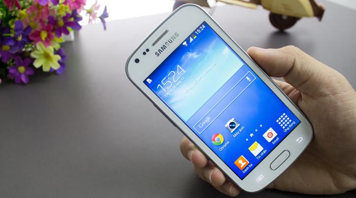 A101 Samsung Galaxy Trend Plus 7580 Akıllı Cep Telefonu