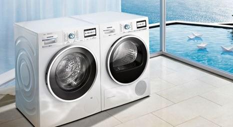 Siemens Çamaşır Makinesi Ariza Çıkarıyor