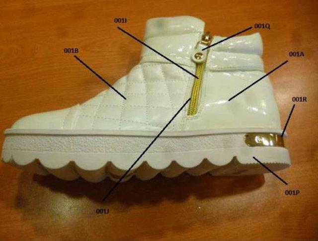 Zehirli Ayakkabılar ve Fotoğrafları