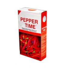 Pepper Time Biber Hapı Kullanıcı Yorumları