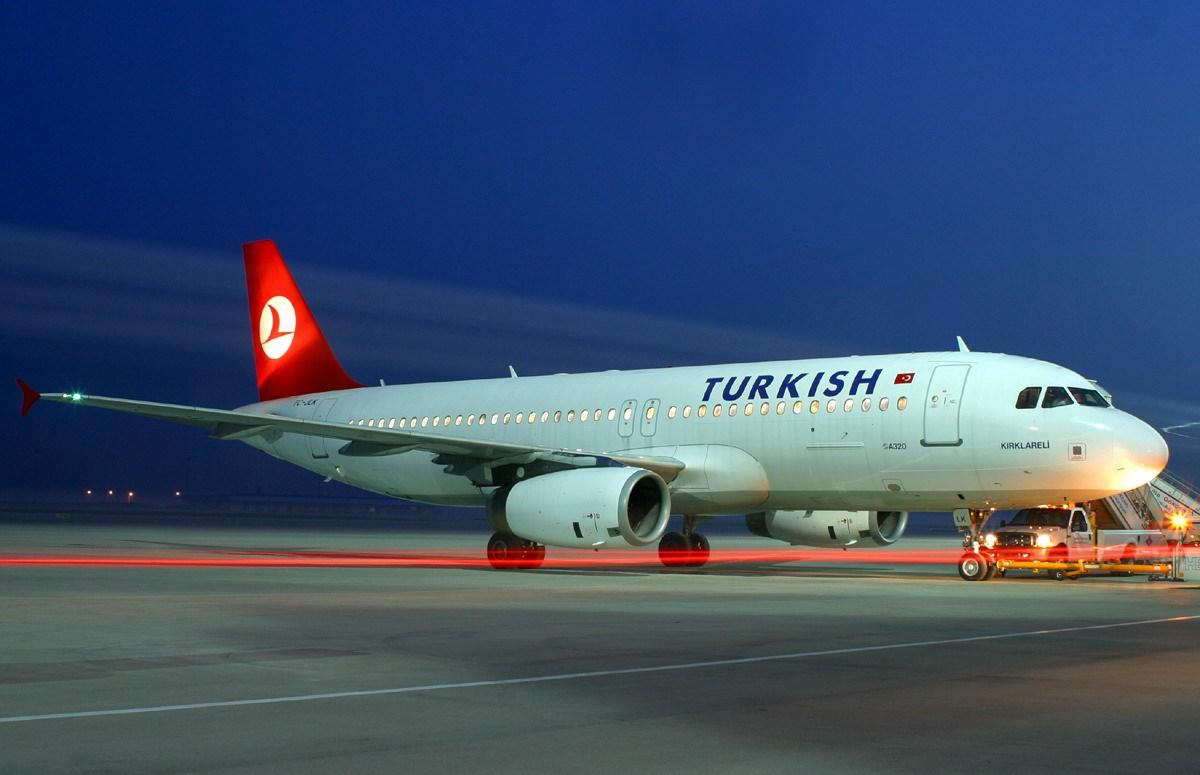 Türk Hava Yolları Aktarmalı Uçuş Şikayeti
