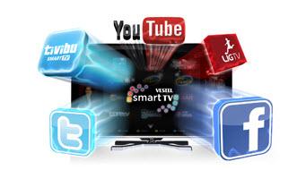 Vestel 55pf9090 Akıllı TV Şikayeti