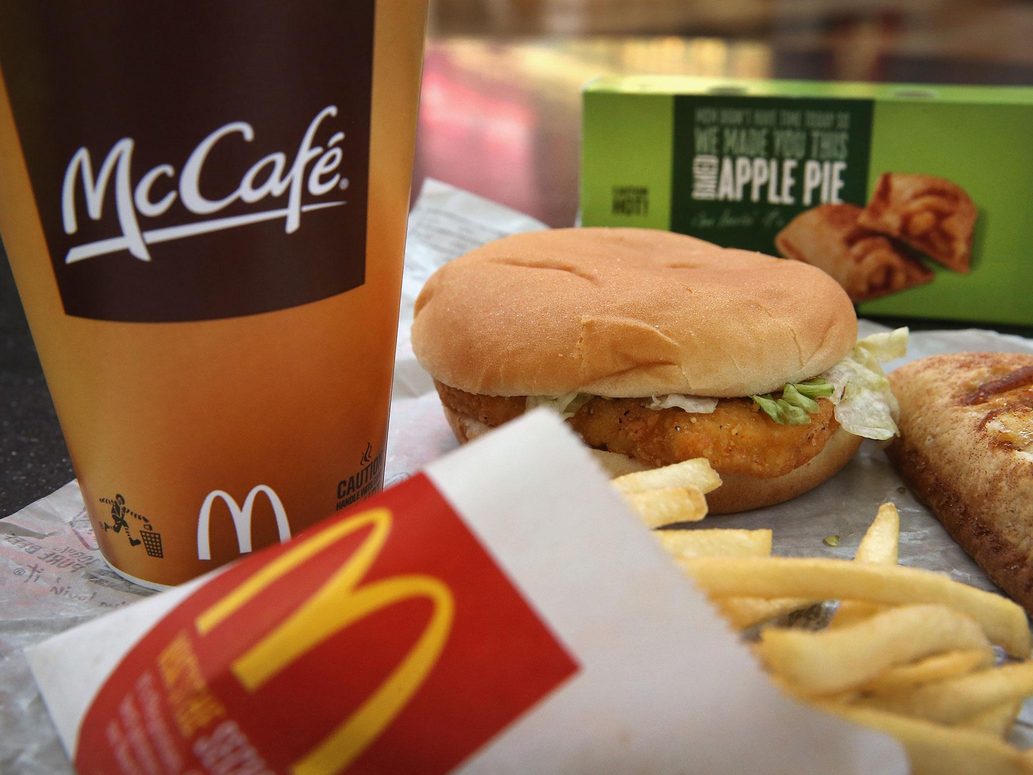 McDonald's Sipariş Müşteri Şikayeti