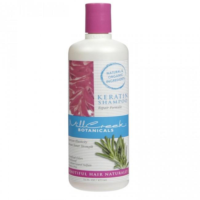 Mill Creek Botanicals Keratinli Şampuan Kullanıcı Yorumları