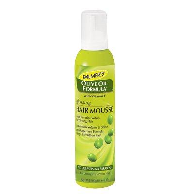 Palmers Olive Oil Saç Köpüğü Kullanıcı Yorumları