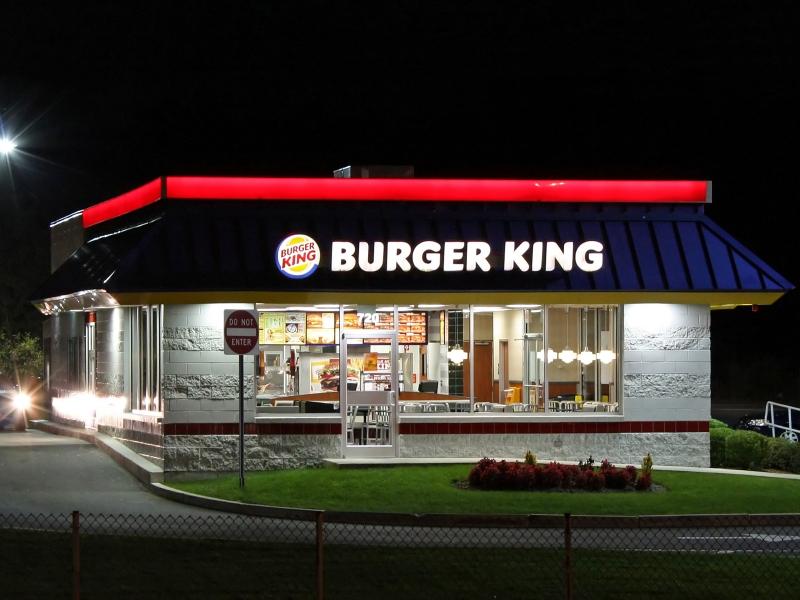 Burger King Elemanları Çok Saygısız