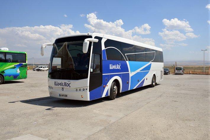 Kamil Koç'un Otobüsleri Çok Pis