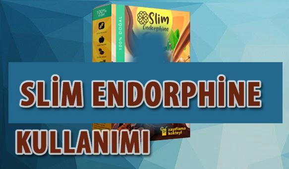 Slim Endorphine Kullanımı